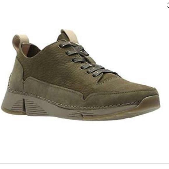 000df3f0 Clarks Shoes | Trispark Sneakers New | Poshmark